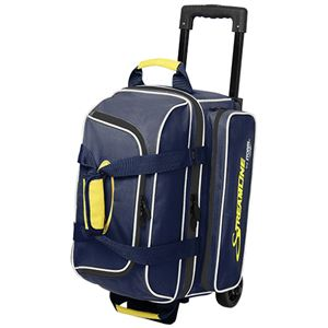Storm Streamline 2 Ball Roller Navy/Grey/Yellow Bowling Bags
