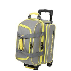 Storm Streamline 2 Ball Roller Grey/Black/Yellow Bowling Bags