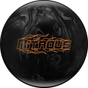Columbia 300 Nitrous Silver/Black Bowling Balls