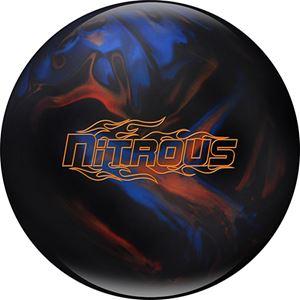 Columbia 300 Nitrous Black/Blue/Bronze Bowling Balls