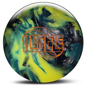 Roto Grip Hustle Silver/Aqua/Yellow Hybrid Bowling Balls