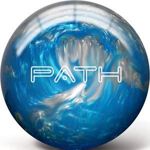 Pyramid Path Aqua/Silver NEW ITEM Bowling Balls