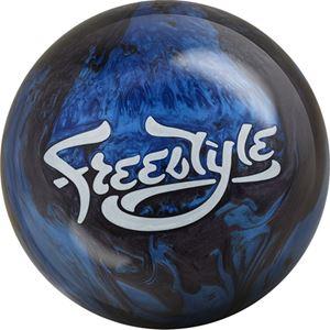 Motiv Freestyle Black/Blue Pearl 11  Only Bowling Balls