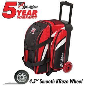 KR Strikeforce Cruiser Smooth Double Roller Red/White/Black