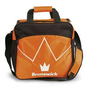 Brunswick Blitz Single Tote Orange Bowling Bags