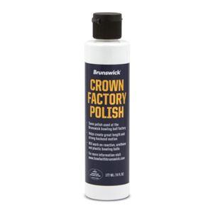 Brunswick Crown Factory Ball Polish 6oz