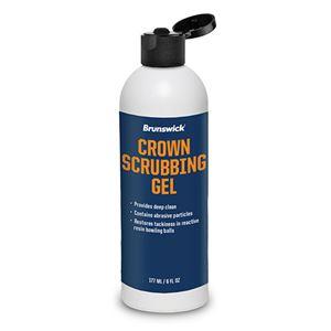 Brunswick Crown Ball Cleaner Scrubbing Gel 6oz