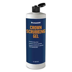 Brunswick Crown Ball Cleaner Scrubbing Gel 32oz