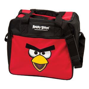 Ebonite Angry Birds Red Bird Single Ball Tote Exclusive Bowling Bags