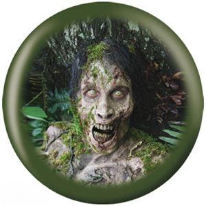 OTB The Walking Dead Zombie Portrait Bowling Balls