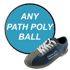 Kid's Entry Ball & Shoe Combo Bowling Combos