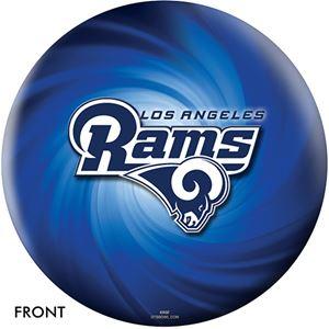 NFL Bowling Balls Los Angeles Rams