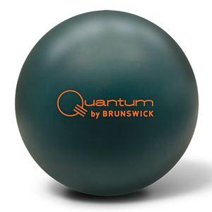 Brunswick Quantum Forest Green Solid Bowling Balls