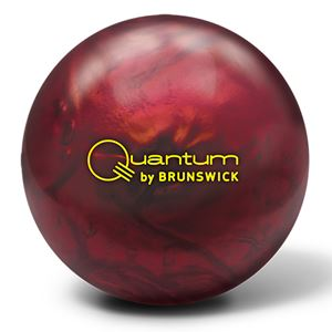 Brunswick Quantum Fire Pearl Bowling Balls