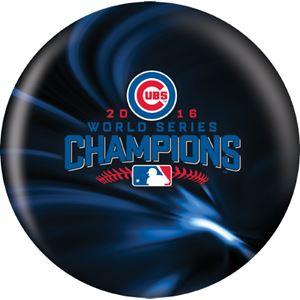 OTB MLB Chicago Cubs 2016 World Series Champs Bowling Balls
