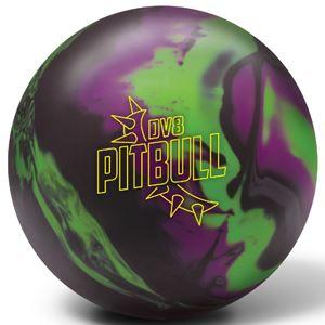 DV8 Pitbull Bowling Balls