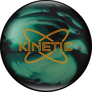 Track Kinetic Emerald Bowling Balls