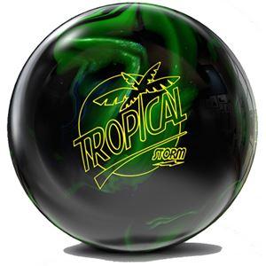 Storm Tropical Storm Lime/Black Bowling Balls