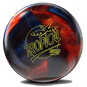 Storm Tropical Storm Blue/Orange Bowling Balls