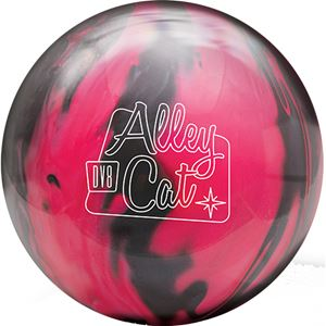 DV8 Alley Cat Pink/Black with Free Sack Bowling Balls
