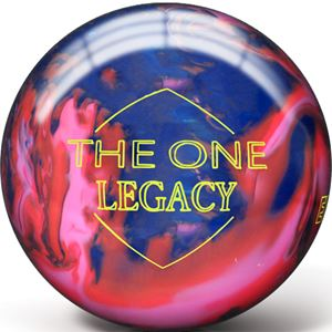 Ebonite The One Legacy Overseas Release Ltd Qty Bowling Balls