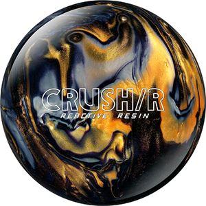 Ebonite Crush/R Black/Gold/Silver 12 14 15 16 Only Bowling Balls