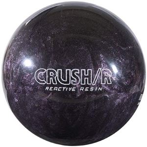 Ebonite Crush/R Black/Silver 16 Only Bowling Balls