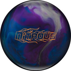 Columbia 300 Nitrous Blue/Purple/Silver Bowling Balls