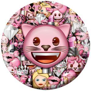 OTB Emoji - Cats Rule Bowling Balls
