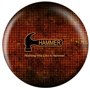 Hammer Logo Bowling Ball For Bowling Ball Product Page