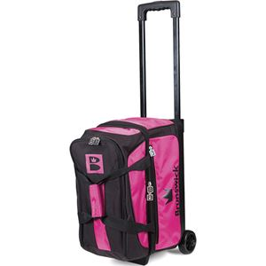 Brunswick Blitz Double Roller Pink