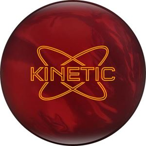 Track Kinetic Ruby Bowling Balls