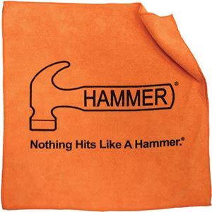 Hammer Microfiber Towel Orange
