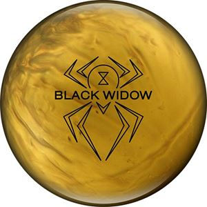 Hammer Black Widow Gold Bowling Balls