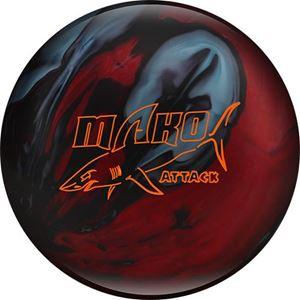Track Mako Attack Bowling Balls