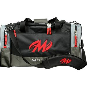 Motiv Shock 2 Ball Tote Black Bowling Bags
