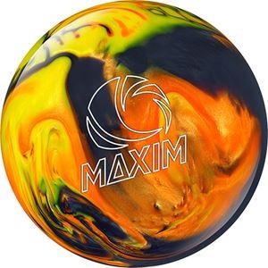 Ebonite Magnum Black/Orange/Yellow 10 14 Only Bowling Balls
