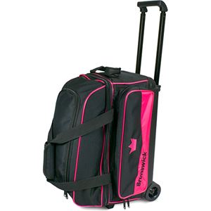 Brunswick Zone Double Roller Pink