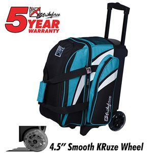 KR Strikeforce Cruiser Smooth Double Roller Teal