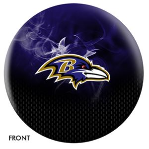 Baltimore Ravens Bowling Ball For Product Page NFL Bowling Balls