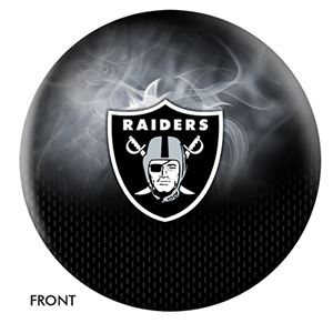 Raiders Bowling Ball For Product Page NFL Bowling Balls