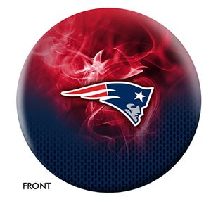 New England Patriot's Bowling Ball For The Product Page NFL Bowling Balls