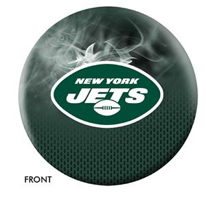 New York Jets Bowling Ball For Product Page NFL Bowling Balls