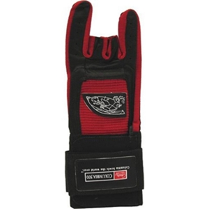 Columbia 300 Pro Wrist Glove Red/Black Right Handed