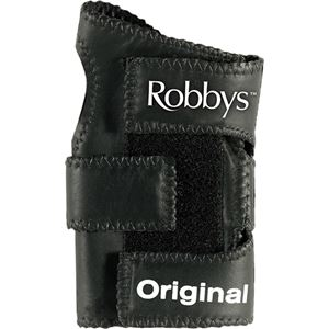 Robby's Leather Original Left Handed Wrist Support