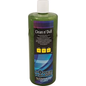 Powerhouse Clean And Dull Ball Cleaner 32oz