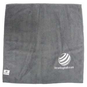 Bowlingball.com Stitched Cool Microfiber Towel