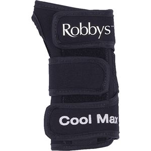 Robby's Cool Max Black Right Handed Wrist Support