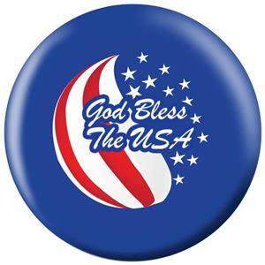 OTB God Bless the USA Bowling Balls