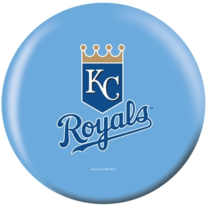 OTB MLB Kansas City Royals Bowling Balls
